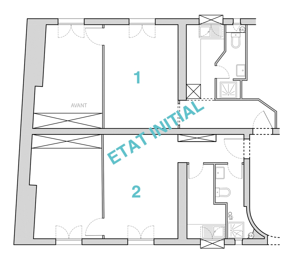 Plan initial