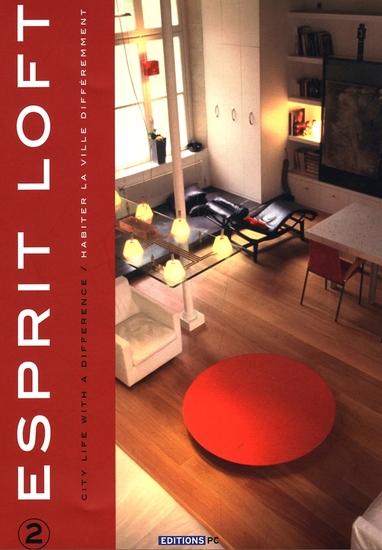 2003_Publication_Esprit loft_couverture